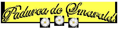Pensiunea Padurea de Smarald Logo